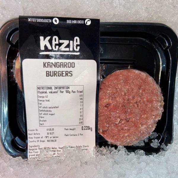Kangaroo Burgers