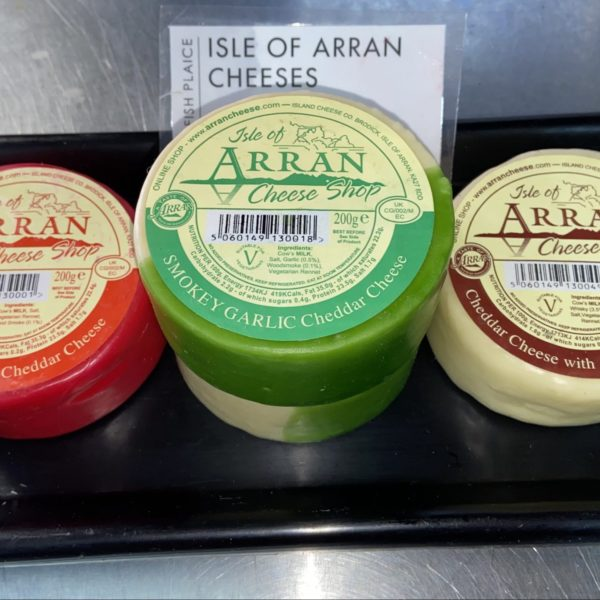 Arran Cheese