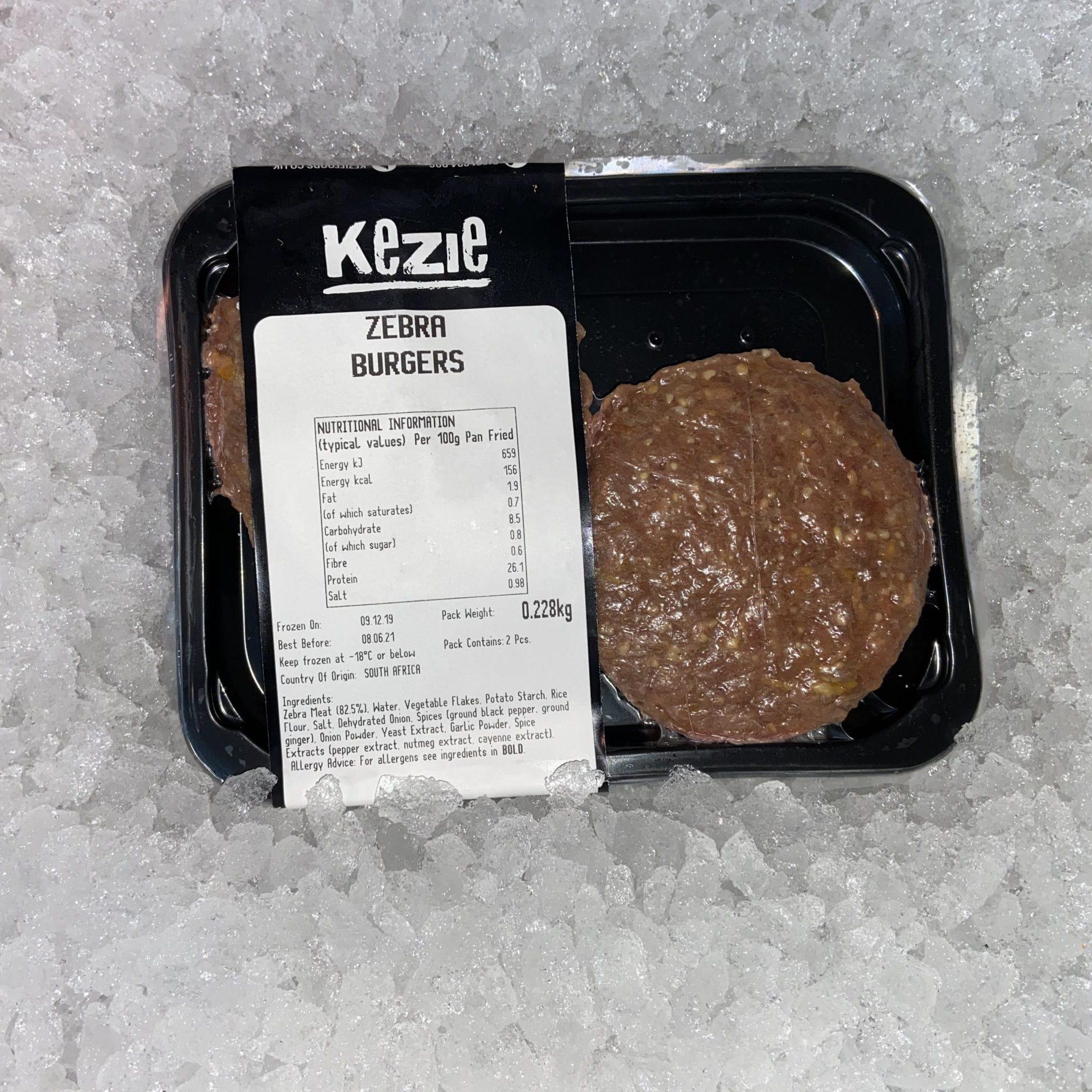 Zebra Burgers